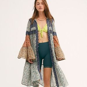 Free People Music of the Night Top